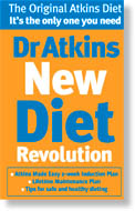Atkins Diet Book